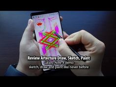 Review Artecture Draw, Sketch, Paint - Note 8 demo - sketch, draw and paint like never before - Andrasi.ro