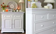 .: WOODHOUSE eShop :. Patina Finish, Dresser As Nightstand, Country Style, France, Interiors, Table, Furniture, Collection, Home Decor