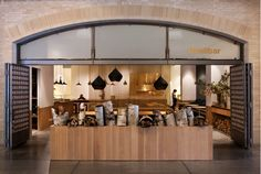 Boulibar interior design by Kallosturin