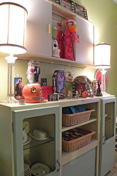 Eclectic Dining Room by Sarah Greenman