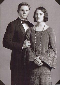 Tom and Sybil Branson