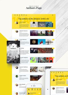 Almanac Artifex. Part 2 on Behance