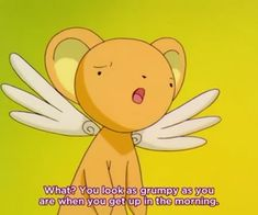 Find images and videos about cardcaptor sakura, kero and yue on We Heart It - the app to get lost in what you love. Kero Sakura, Cardcaptor Sakura, 80s Aesthetic, Aesthetic Images, Sakura Cosplay, Bear Wallpaper, Hilarious Memes, Profile Pictures, Vaporwave