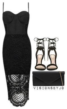Untitled #1428 by visionsbyjo on Polyvore featuring polyvore, fashion, style, ALDO and clothing