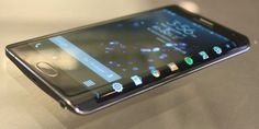 A review of Samsung's Galaxy Note Edge.