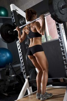 Fact: Squats work!