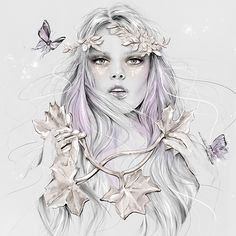 beautiful.bizarre — Kelly Smith's gorgeous work for the...