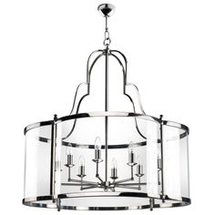 Buy Arezzo Contemporary Brass Lantern by Villaverde London - Made-to-Order designer Lighting from Dering Hall's collection of Contemporary Industrial Mid-Century / Modern Organic Traditional Transitional Chandeliers