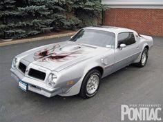 1976 Pontiac Trans Am 455 4spd