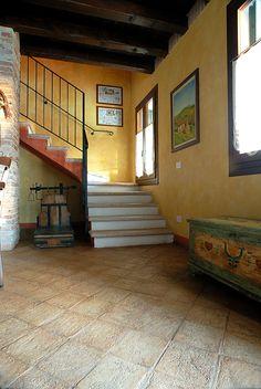 Pavimento in Cotto Possagno Fatto a Mano Clay Floor Tiles Handmade Cotto Terracotta