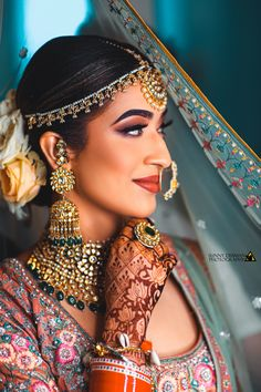Planning to hire Best Indian Candid wedding photographers in Chandigarh and Punjab? SunnyDhiman provides you best professional wedding photography in Chandigarh and Punjab. Bridal Makeup Looks, Bridal Looks, Bridal Style, Indian Bridal Photos, Indian Bridal Fashion, Bride Photography, Indian Wedding Photography, Photography Ideas, Bridal Photoshoot