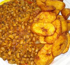 http://www.blackstarsquare.com/ Red Red: http://ghana.peacefmonline.com/pages/food/recipes/beans_stew/