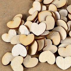 Holz Umweltfreundliches Material Hochzeits-Dekorationen-100Stück / Set Frühling Sommer Herbst Winter Nicht personalisiert - EUR €3.52 ! ARTIKEL! Heiße Artikel zu unglaublich niedrigen Preisen sind jetzt im Angebot! Komm und schau sie dir, zusammen mit anderen Produkten an. Großartige Rabatte, Prämien für jeden deiner Einkäufe!
