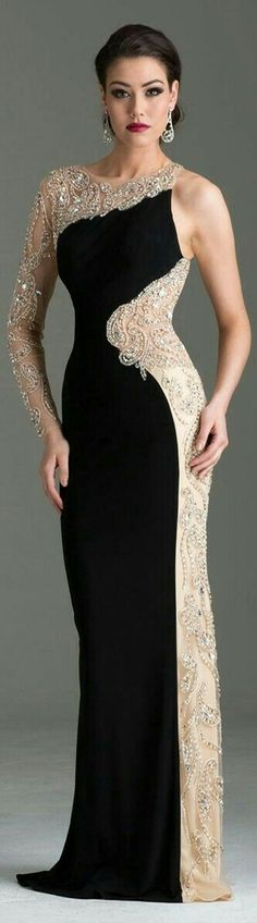 Evening Dresses 2017 New Design A-line White And Black V-Neck Sleeveless Backless Tea-length Sashes Party Eveing Dress Prom Dresses 2017 High Quality Dress Fuchsi China Dress Up Plain Dres Cheap Dresses Georgette Online Stunning Dresses, Beautiful Gowns, Elegant Dresses, Pretty Dresses, Beautiful Outfits, Pretty Clothes, Evening Dresses, Prom Dresses, Formal Dresses