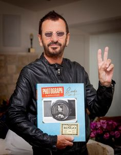 Ringo Starr Cleans His House, Finds A Ton Of Lost Beatles Photos