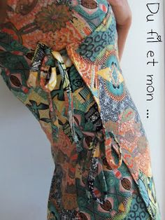 Wires and my . Sewing Clothes, Sari, Boutique, Impression, Blouse, Dresses, Fashion, Tutorials, Easy Dress