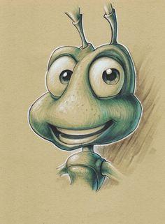 "Disney Pixar ""Bugs Life"" -Flik"