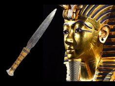 King Tut May Have Wielded A Blade 'Not Of This Earth'