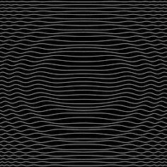 Psychedelische GIFs von David Skazaly