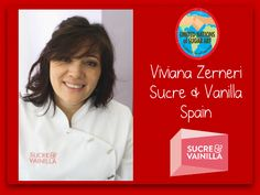 Viviana Zerneri - Sucre & Vanilla Spain