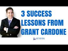 3 Success Lessons from Grant Cardone - YouTube