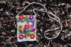Handmade Toddler purse for girl | child handbag | Purse for girls | Flower bag | Gift for a toodler | Bags & Purses | Handbags | Crossbody Bags | GIRLS BAGS | Toddler handbag | TOYS AND GAMES | toddler girl gift | CHIAPAS BAG PURSE | Crossbody Bags | little girl handbag | FLOWER BAG | girl birthday gift | Chiapas | Mexican bags | OTOMI MEXICO