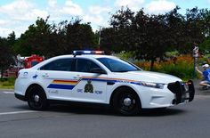 ◆RCMP Ford Police Interceptor◆