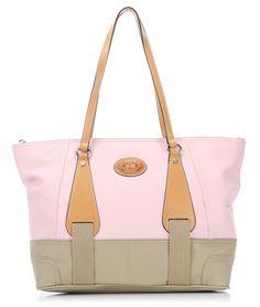 wardow.com - #LaMartina, #summer, Martinez Lady Shopper pink 45 cm