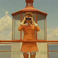 Moonrise Kingdom is recognizable as a Wes Anderson film, complete with dry humor, invented works of art, and an eclectic soundtrack. Wes Anderson Style, Wes Anderson Films, Alex Colville, Famous Movie Scenes, Famous Movies, Iconic Movies, Greatest Movies, Wes Anderson Color Palette, Gran Hotel Budapest