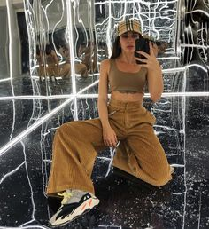 "9d26ee182bbad Womenswear on Instagram  "" jasminebonivento Yeezy mirror fits"
