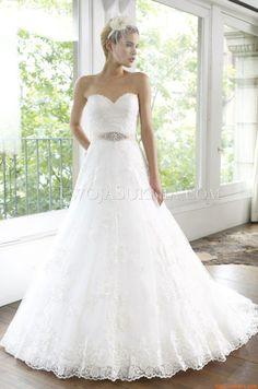 Vestidos de noiva Moonlight H1218 Spring 2013