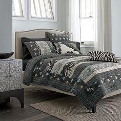 Kalahari Patchwork Quilt | The Company Store