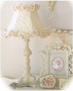 romantic lampshade