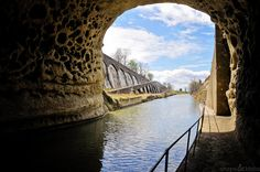 Canal du Midi in Southern France is one of the most beautiful waterways in the world. I explored a small part of it around Capestand, Beziers and Narbonne. Canal Du Midi, Canal Boat, Future Travel, Travel List, Wonderful Places, Cruise, Places To Visit, Southern France, Europe