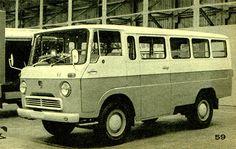1963 ISUZU TLD20V