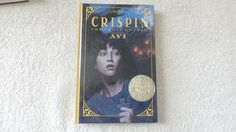 The Cross of Lead by Avi ~ Crispin Series #1 ~ Hardcover ~ Very good condition…