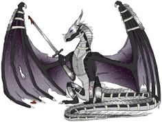 Armed Dragon