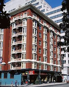 The Mosser San Francisco eco-friendly hotel offers a prime location within 2 blocks of a major cable-car stop. Union Square is just 3 blocks away $78