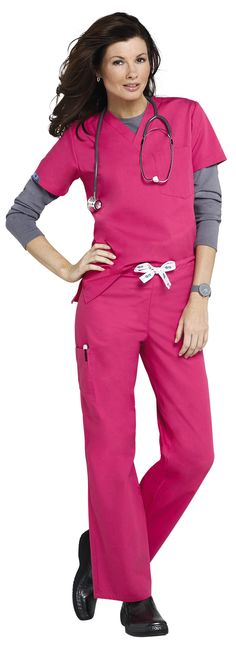 Scrubs & Beyond - this site has great below $10 sales on scrubs.  they have long pant legs too!
