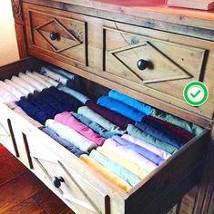 Rangement : Comment Plier Ses Vêtements Avec La Méthode Marie Kondo ?