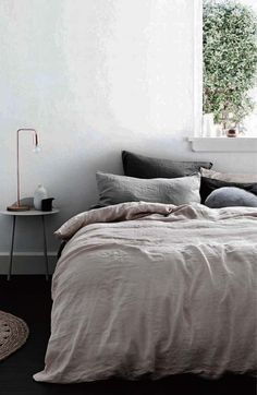 own your morning // interior // bedroom // home decor // wall art // city suite // urban loft // man cave // urban life // city living //