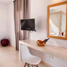 New designed rooms   Paros Agnanti resort www.parosagnanti.gr