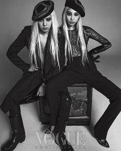 Big Bang G-Dragon and Soo Joo - Vogue Magazine August Issue '13