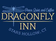 Dragonfly Inn T-Shirt | SnorgTees