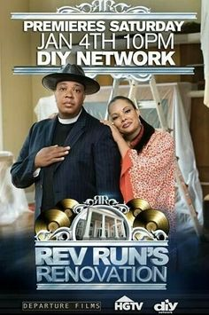 Rev Run Renovation