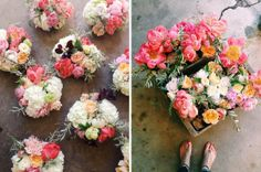 Summer Flowers - Tinge Floral