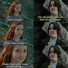 James e Lily Potter Harry Potter Ron, Lily Potter, Harry Potter Tumblr, Harry Potter Universal, Hogwarts, Harry Porter, Snape And Lily, America Memes, Draco