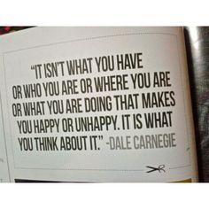 Optimism :) quote found on Meg Magazine June 2014 issue