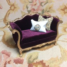 miniature tutorial sofa youtube couch watch