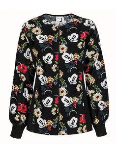 Disney Discovery- Disney Cotton Warm Up Jackets